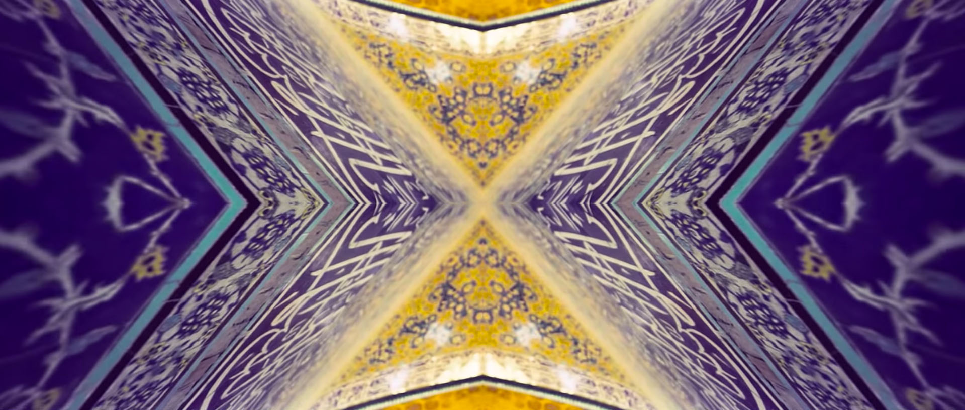 SACRED GEOMETRY — هندسه مقدس | Stanislas Giroux