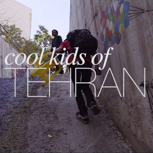 COOL KIDS OF TEHRAN